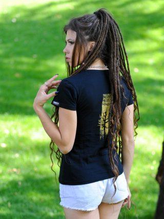 Kampfar – Muro Muro Minde Lady Fit T-Shirt