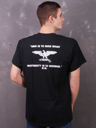 Arghoslent – War is to Man TS