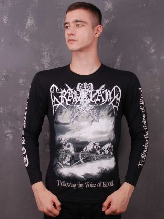 Graveland – Following The Voice Of Blood Long Sleeve