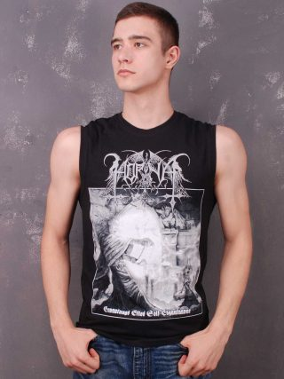 Horna – Envaatnags Eflos Solf Esgantaavne Sleeveless Shirt
