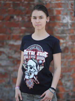 Metal East – Alternative 2019 Lady Fit T-Shirt