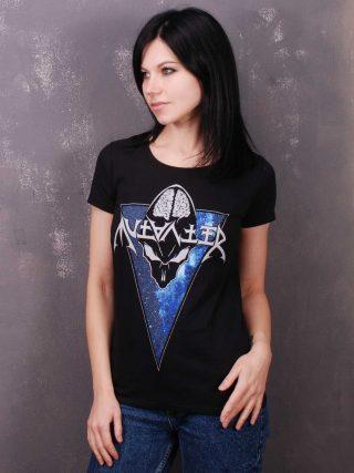 Mutanter – The Limit (Old Logo) Lady Fit T-Shirt Black