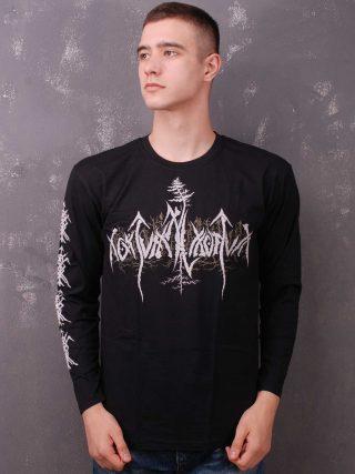 Nokturnal Mortum – New Logo Long Sleeve