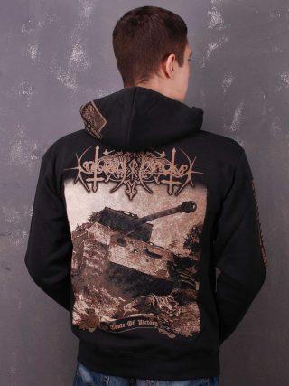 Nokturnal Mortum – The Taste Of Victory Hooded Sweat Jacket
