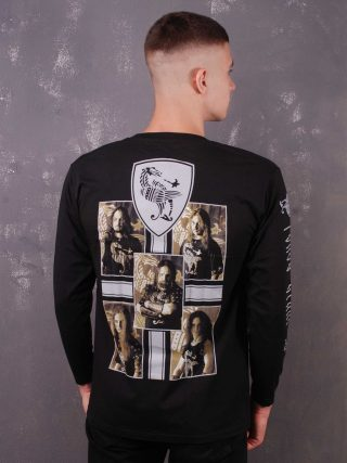 Nokturnal Mortum – Голос Сталі / The Voice Of Steel Album Cover 2015 Long Sleeve