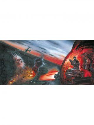 Sodom – Agent Orange Cover Art