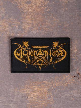 Acherontas Gold Logo Patch