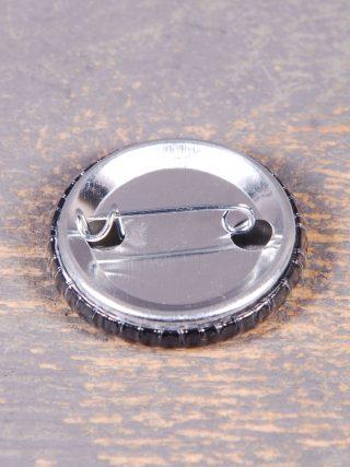 Bezmir Logo Round Pin