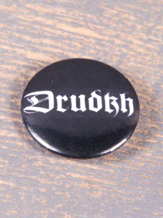 Drudkh Logo Round Pin