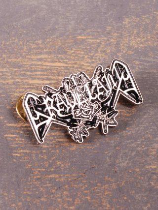 Graveland Logo Pin