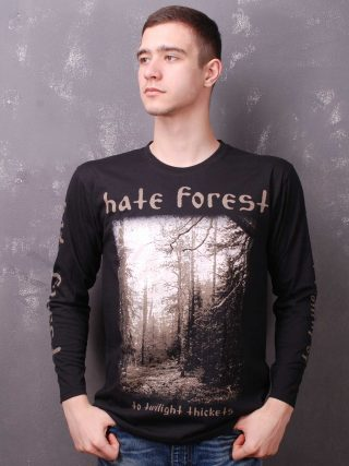 Hate Forest – To Twilight Thickets Long Sleeve
