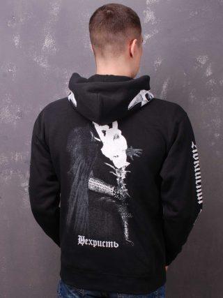 Nokturnal Mortum – Нехристь Hooded Sweat Jacket
