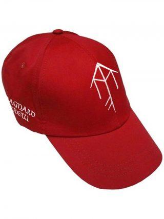 Ragnard Crew Cap Red
