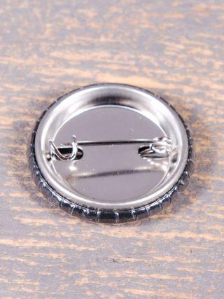 Sacrilegium Logo Round Pin