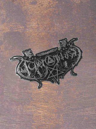 Acherontas Logo Pin