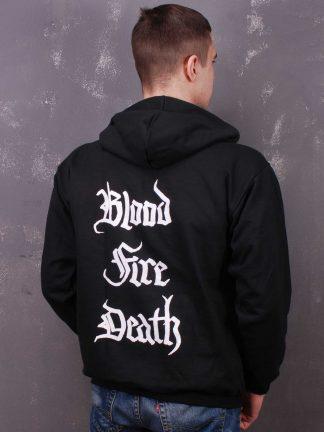 Horna – Blood – Fire – Death Hooded Sweat