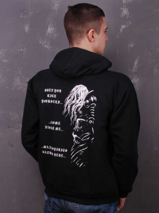 Leviathan – The Tenth Sub Level Of Suicide Hooded Sweat