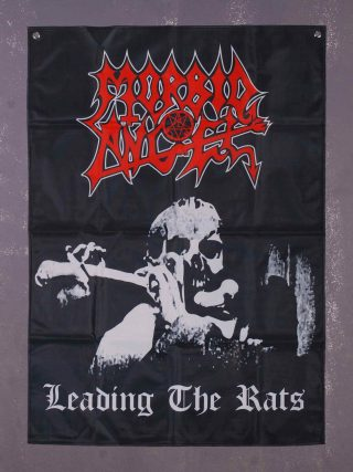 Morbid Angel – Leading The Rats Flag