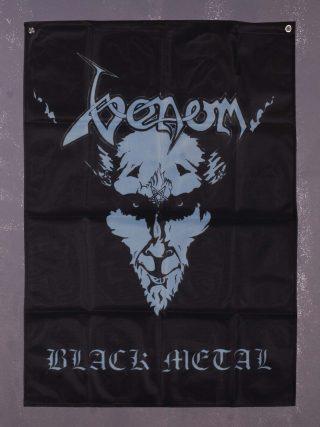 Venom – Black Metal Flag