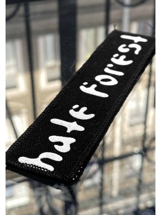 Hate Forest Logo Patch
