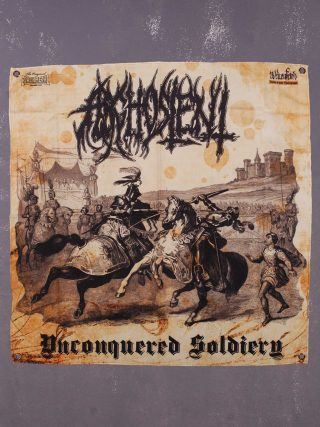 Arghoslent – Unconquered Soldiery Flag