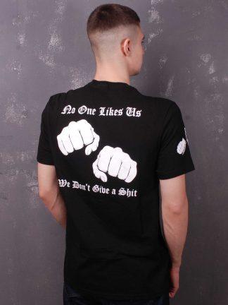 Black Metal Hooligan – No One Likes Us… TS Black