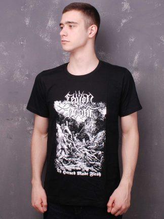 Legion Of Doom – The Horned Made Flesh TS Black