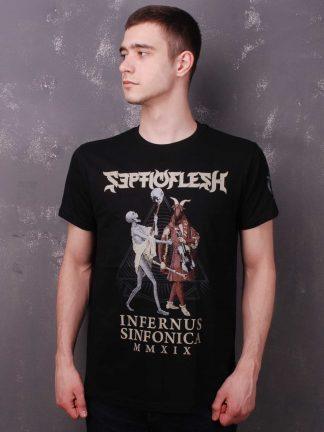 Septic Flesh – Infernus Sinfonica MMXIX TS Black
