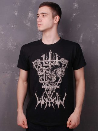 Watain – Snakes And Wolves TS Black