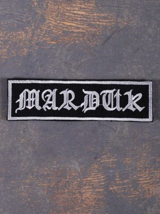 MARDUK Logo Patch