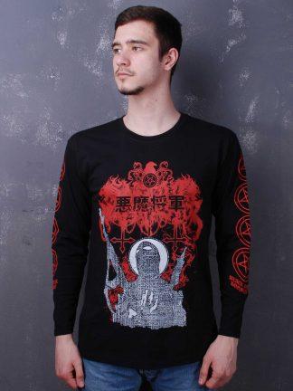 Satanic Warmaster – Black Metal Kommando 2020 (FOTL) Long Sleeve Black