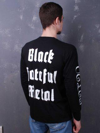 Veles – Black Hateful Metal Long Sleeve