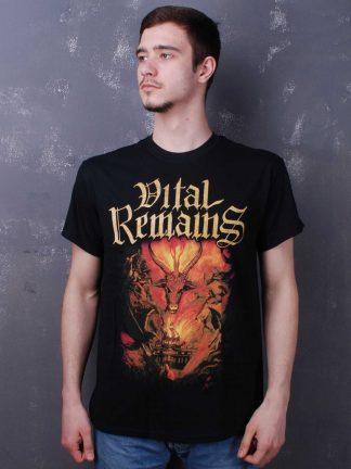 Vital Remains – Dawn Of The Apocalypse 2020 TS Black