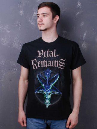Vital Remains – Forever Underground 2020 TS Black