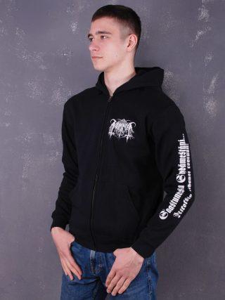 HORNA – Envaatnags Eflos Solf Esgantaavne Hooded Sweat Jacket