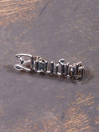 Drudkh Logo Pin