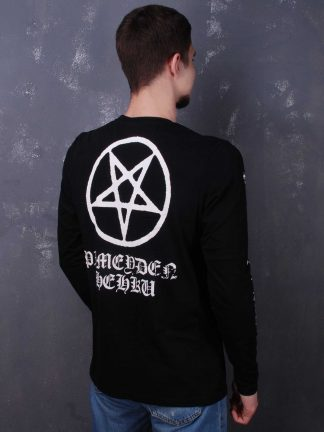 Horna – Pimeyden Hehku (FOTL) Long Sleeve Black