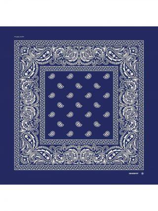 Classic Bandana Dark Blue