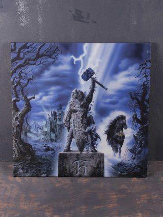 HammerFall – (r)Evolution Cover Art
