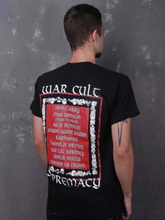 Conqueror – War Cult Supremacy (Gildan) TS