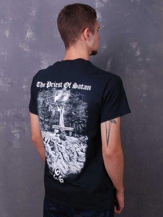 The Black – The Priest Of Satan TS