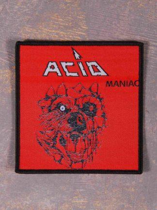 Acid – Maniac Patch