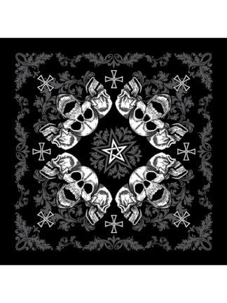 Pentagram Bandana