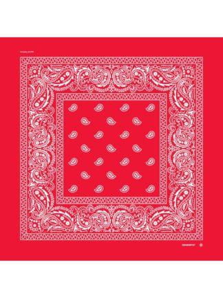 Classic Bandana Red 1
