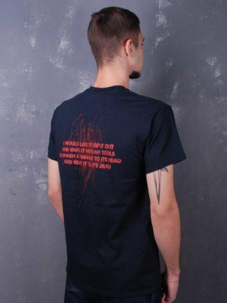 Disastrous Murmur – Rhapsodies In Red 2020 (Gildan) TS