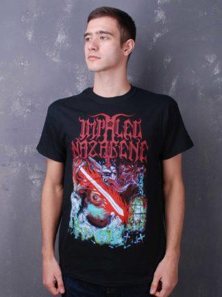 Impaled Nazarene - Vigorous And Liberating Death (Gildan) TS Black