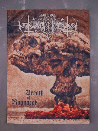 Nokturnal Mortum – Breath Of Ragnarok Flag