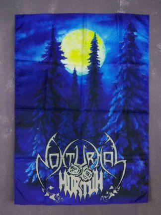 Nokturnal Mortum – Lunar Poetry Flag
