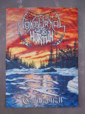 Nokturnal Mortum – Twilightfall Flag